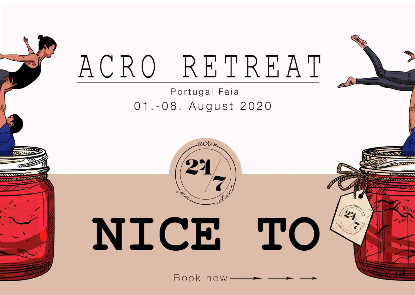 flyer acro retreat